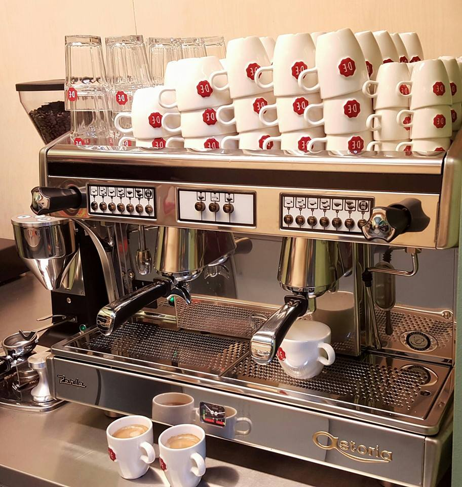 Koffiemachine - piston