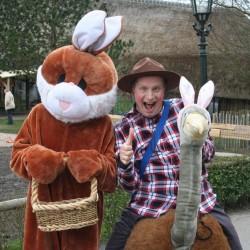 Wat was Pasen een feest!