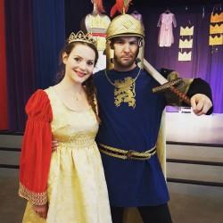 Terugblik: ridders & prinsessenweekend