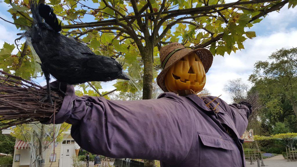 halloween voorbereidingen plaswijckpark2016