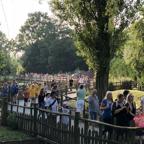 Plaswijckpark opent poorten voor Avond4daagse!