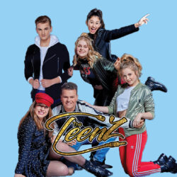 The Teenz traden op!