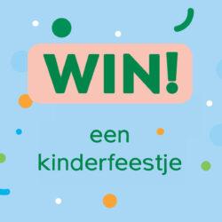Win een kinderfeestje!